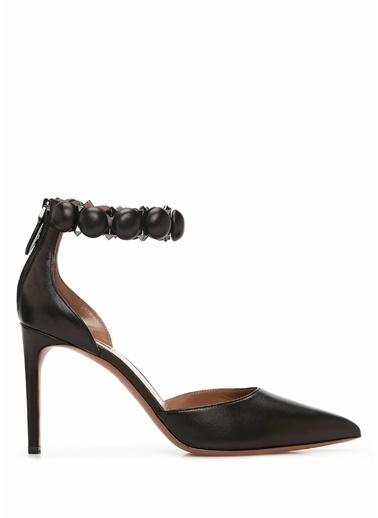 Alaia Ayakkabı Siyah